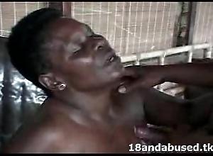 Ebony Full-grown Free Hardcore