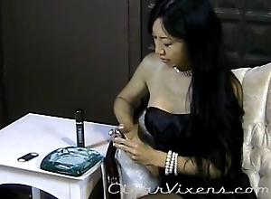 Tia Ling, Cigar Vixens, Animated Glaze