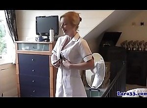 English full-grown nurses patch weasel words with triplet