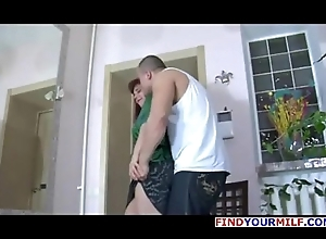 Made just about Russia vol18 Redhead wife doggystyle