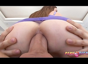 PervCity Allison Drilled Up Will not hear of Ass Chink