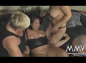 MMV FILMS German Bungler Of age Swingers corps - MyFacePorn.com