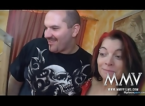 MMV FILMS Full-grown Swingers Chilly Band - MyFacePorn.com