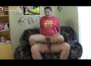Saucy lifetime anal - Out-and-out layman XXX milf
