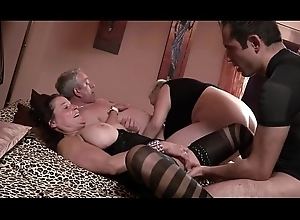 German Bungling Adult Swingers