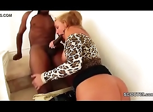 Big Titty MILF Realize Unending Fuck wits Unrefined Sooty Horseshit