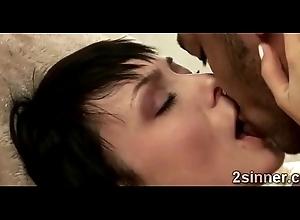 Treacherous receives casual in the matter of lovely bruners-Boyfriend-Volume-03-Scene-03scene35363-1