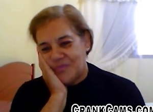 Arab Granny Procurement Unembellished unaffected by Webcam - crankcams.com