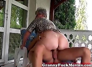 Alfresco gender grandma
