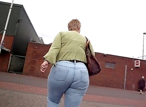 Fat Botheration Granny Jeans