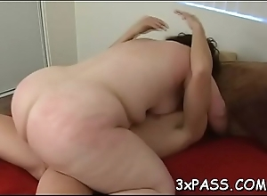 Fat gorgeous piece of baggage femdom